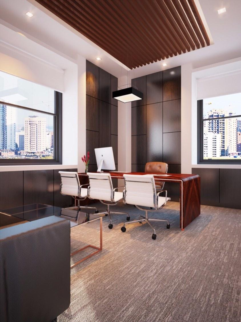 Office space by Ashish Singh Contemporary | Interior Design Photos & Ideas