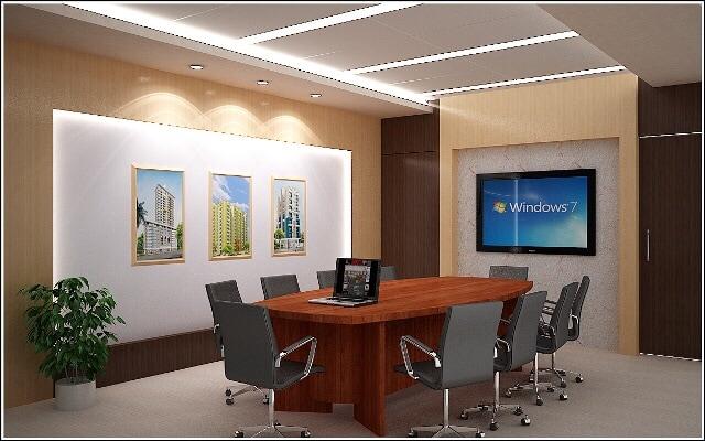Conference area by Ashish Singh Contemporary | Interior Design Photos & Ideas