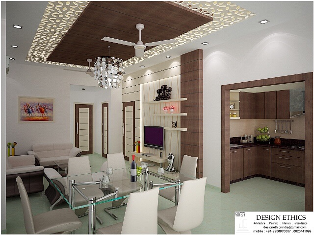 Dining area by Ashish Singh Dining-room Contemporary | Interior Design Photos & Ideas
