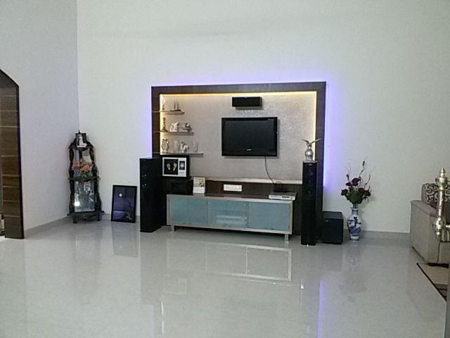 Entertainment Room by Sadique Patni Contemporary | Interior Design Photos & Ideas