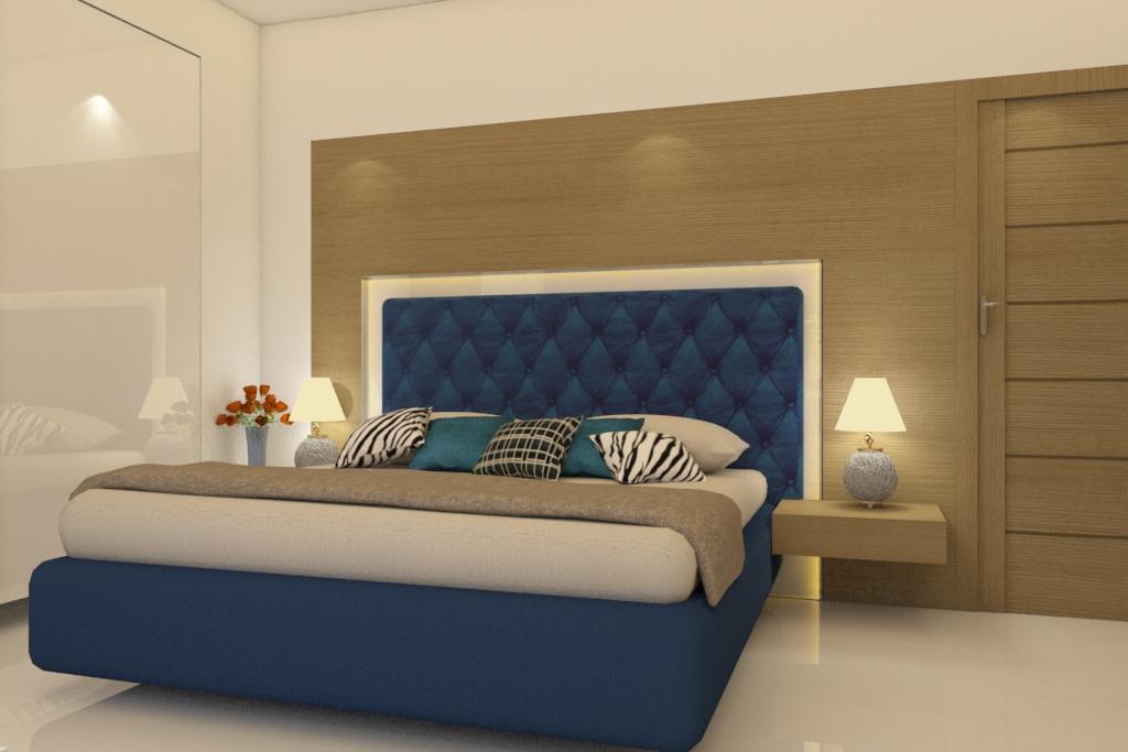 Outright Modern by Rashid Khan Bedroom Modern | Interior Design Photos & Ideas