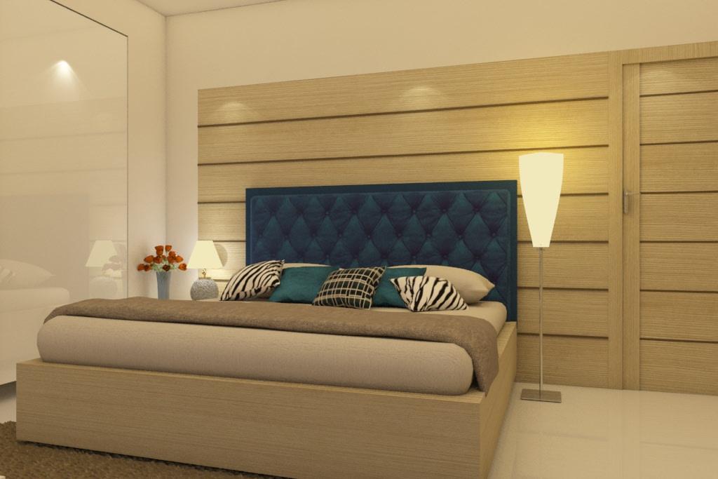 Comfort And Luxury by Rashid Khan Bedroom Modern | Interior Design Photos & Ideas