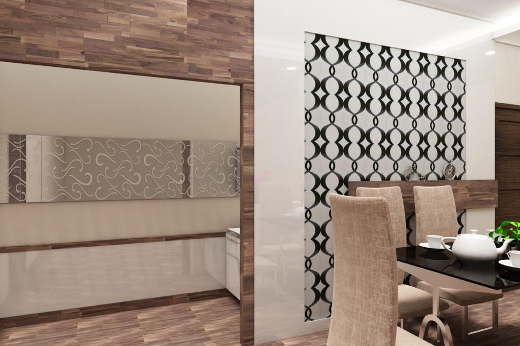 Patterns And Designs by Rashid Khan Dining-room Modern   Interior Design Photos & Ideas