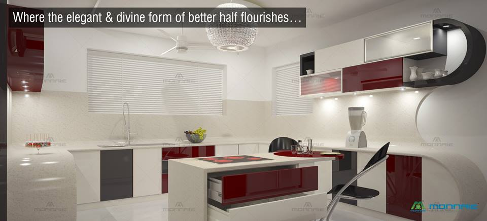 modern modular kitchenmonnaie architects