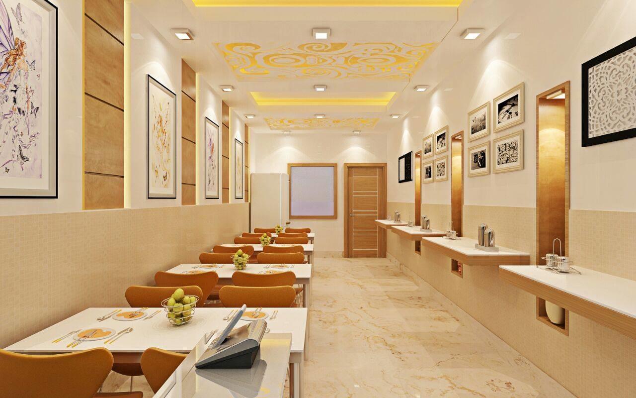 Rusty Hotel Indoors by JS Interior Decorator & Designer Modern | Interior Design Photos & Ideas