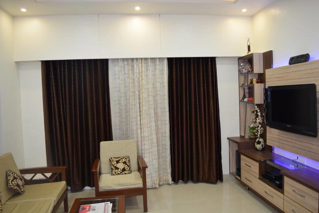 Contemporary living room by color's interio Living-room Contemporary | Interior Design Photos & Ideas