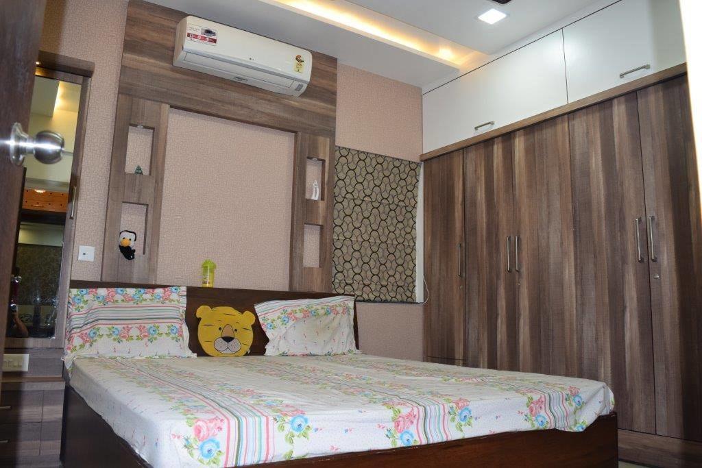 Kids bedroom by color's interio Bedroom Contemporary | Interior Design Photos & Ideas