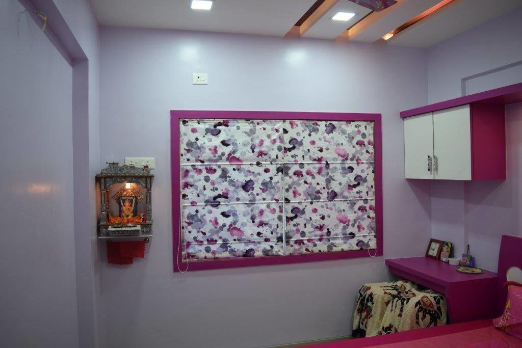 Kids bedroom by color's interio Bedroom Modern | Interior Design Photos & Ideas