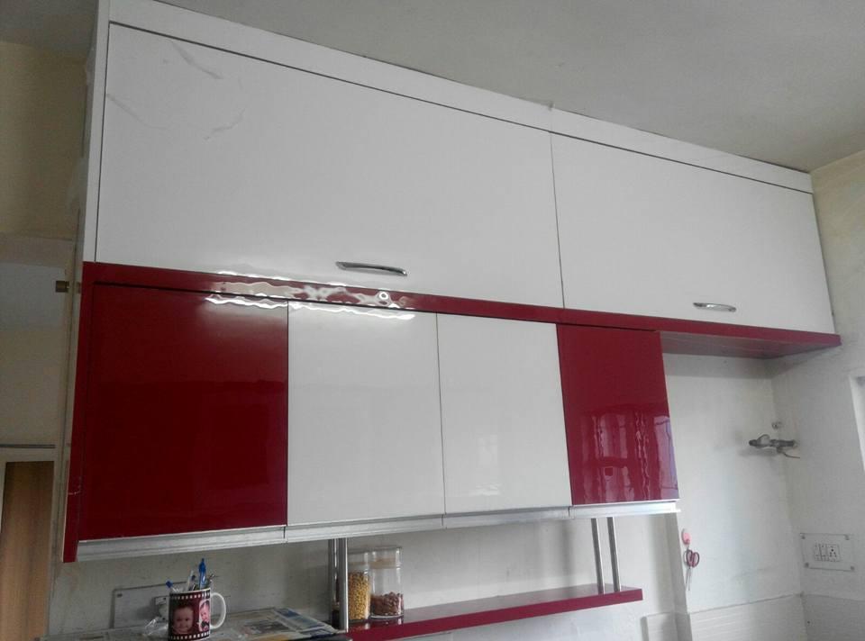Kitchen cabinets by color's interio Modular-kitchen Contemporary | Interior Design Photos & Ideas