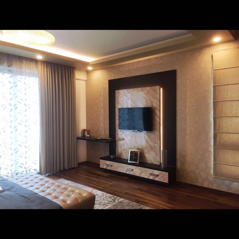 Diamond Designs by The Art Effect Bedroom Contemporary | Interior Design Photos & Ideas