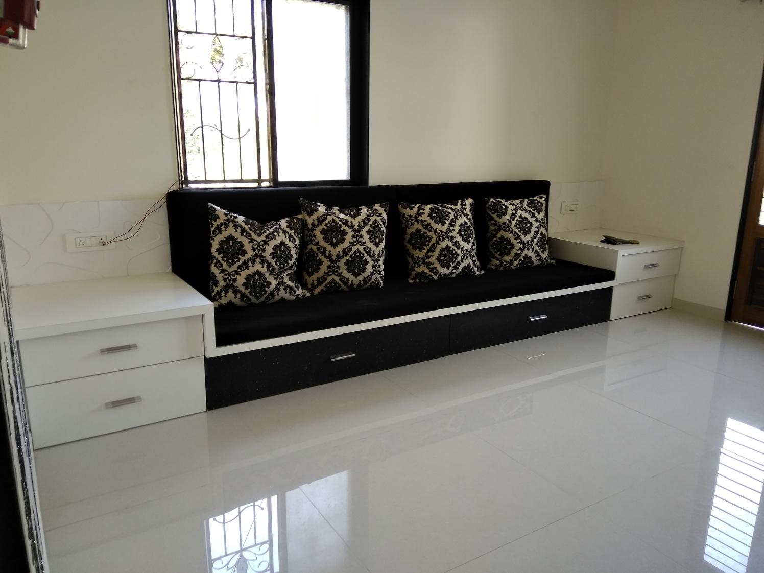 Display unit by shivanibhokare Living-room Modern | Interior Design Photos & Ideas
