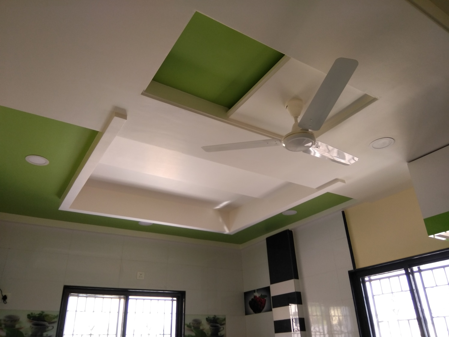 False ceiling by shivanibhokare Living-room Modern | Interior Design Photos & Ideas
