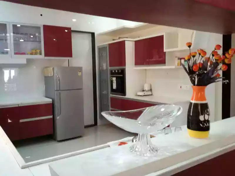 Modular kitchen by shivanibhokare Modular-kitchen Modern | Interior Design Photos & Ideas