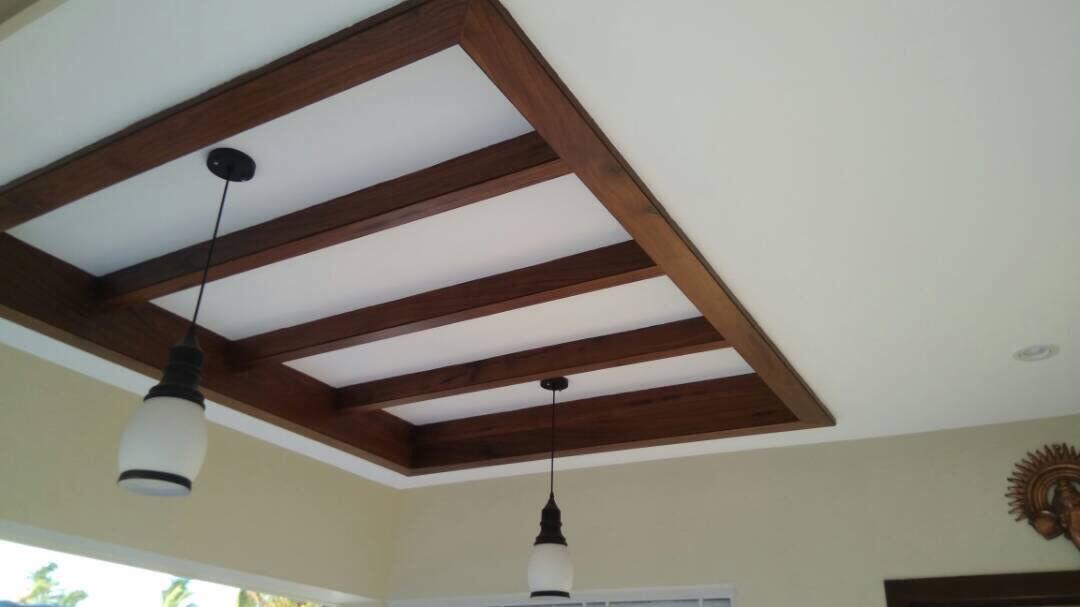 Modern ceiling by kavita.dhotre Living-room | Interior Design Photos & Ideas