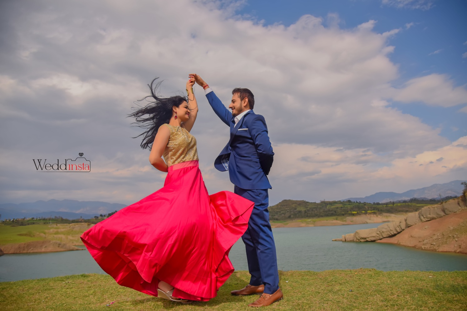 Couple Dancing To The Love Song by Anoop Mahajan Wedding-photography Groom-wear-and-accessories Wedding-dresses | Weddings Photos & Ideas