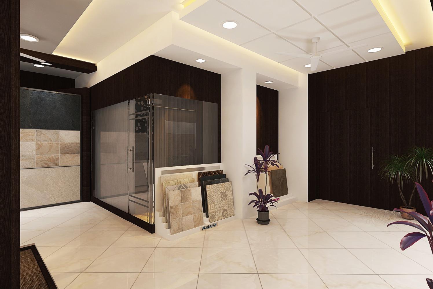 Marble Showroom design by setu.patel | Interior Design Photos & Ideas