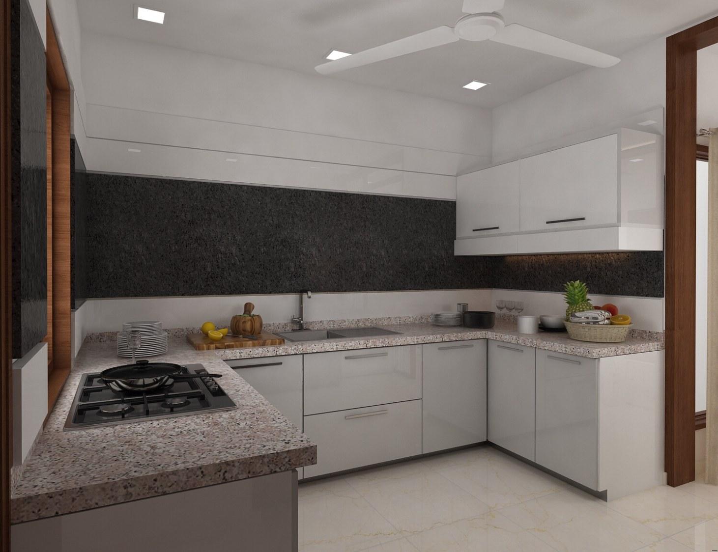 Modular kitchen by setu.patel Modular-kitchen | Interior Design Photos & Ideas