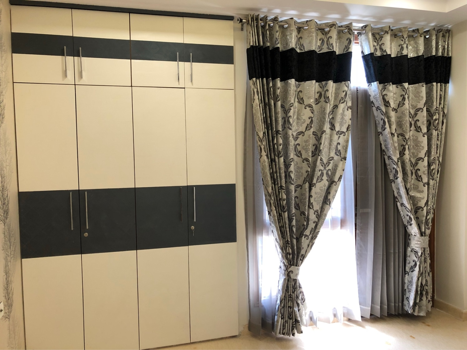 Wardrobe by Vaibhav gaba Bedroom Contemporary | Interior Design Photos & Ideas