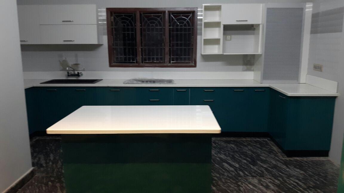 Modular kitchen by Syed Illias Modular-kitchen Modern | Interior Design Photos & Ideas