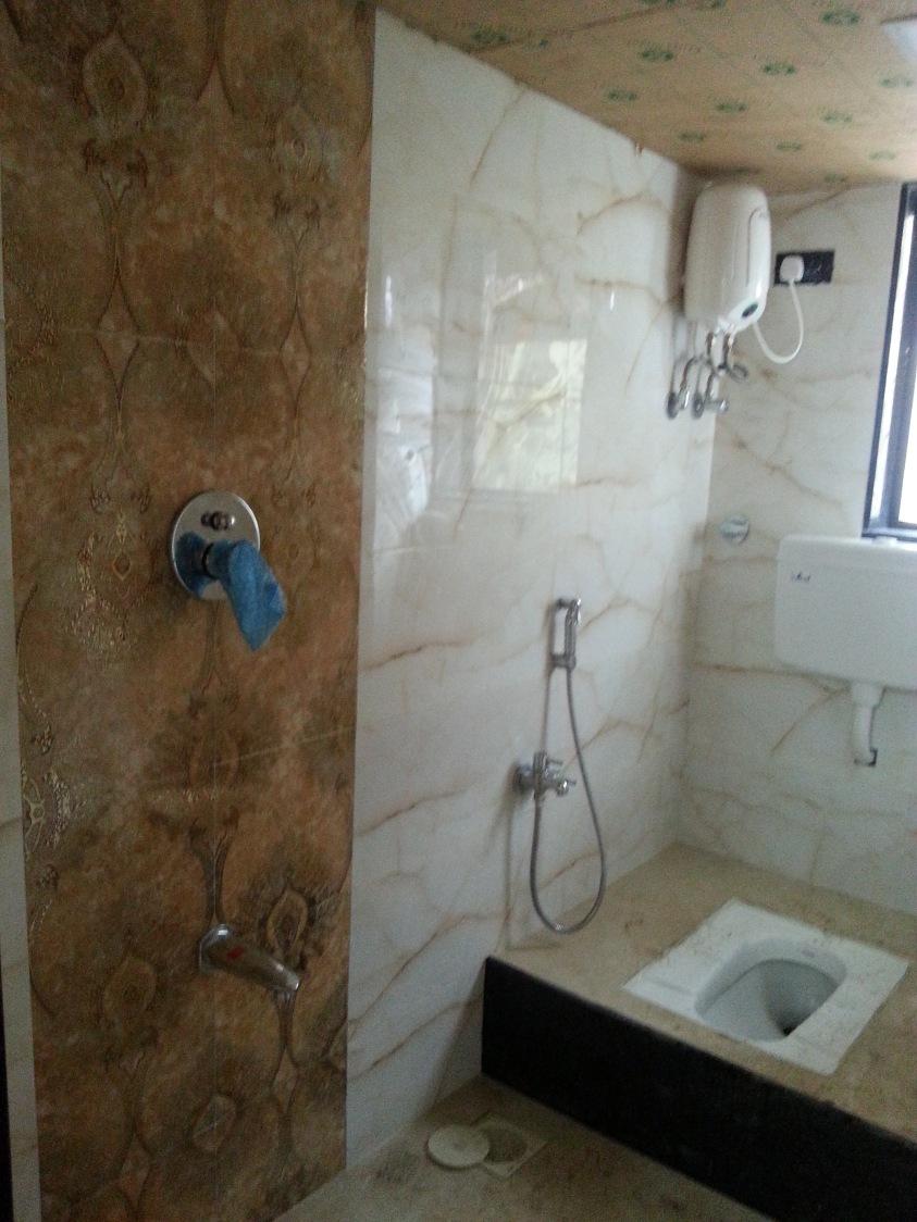 Simple bathroom! by faizan Bathroom Modern | Interior Design Photos & Ideas