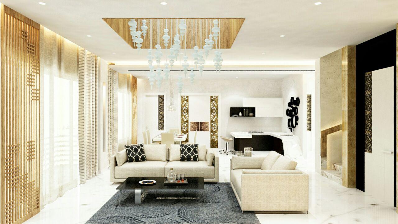 Contemporary living room by bala kumar Living-room | Interior Design Photos & Ideas