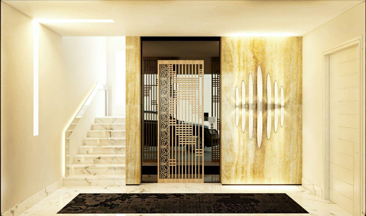 HALLWAY by bala kumar Indoor-spaces | Interior Design Photos & Ideas