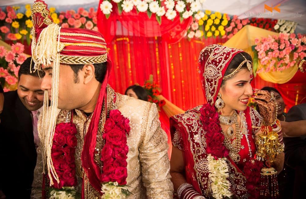 Happily Married! by Nikhil Kumar Wedding-photography | Weddings Photos & Ideas