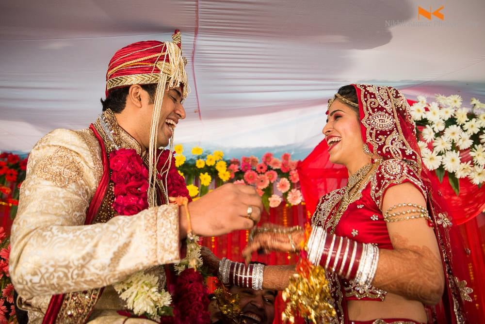 The perfect couple. by Nikhil Kumar Wedding-photography | Weddings Photos & Ideas