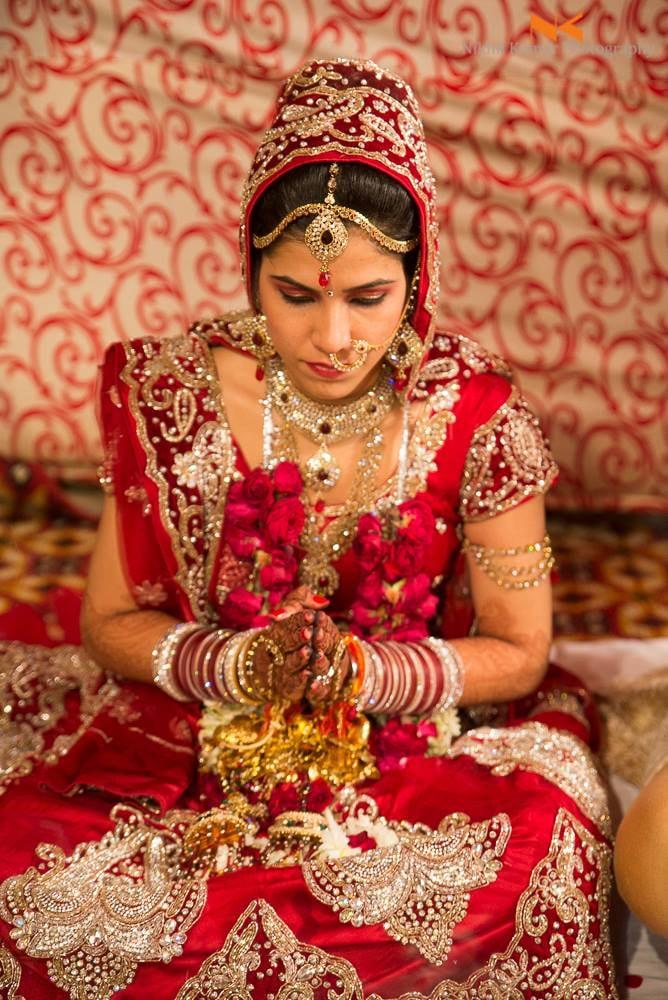 Seeking  Blessings by Nikhil Kumar Wedding-photography | Weddings Photos & Ideas