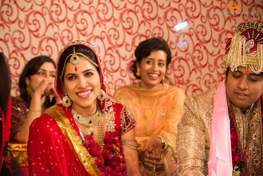 Happy Ending of a New Start by Nikhil Kumar Wedding-photography | Weddings Photos & Ideas