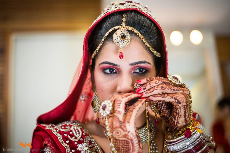 Bridal Nath by Nikhil Kumar Bridal-makeup Bridal-jewellery-and-accessories | Weddings Photos & Ideas