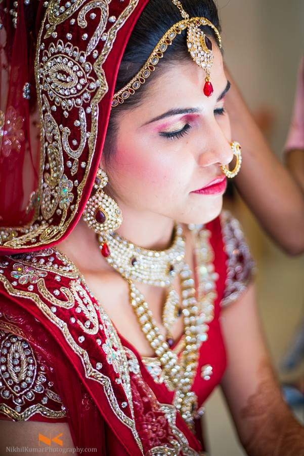 Beauty Personified. by Nikhil Kumar Wedding-photography | Weddings Photos & Ideas