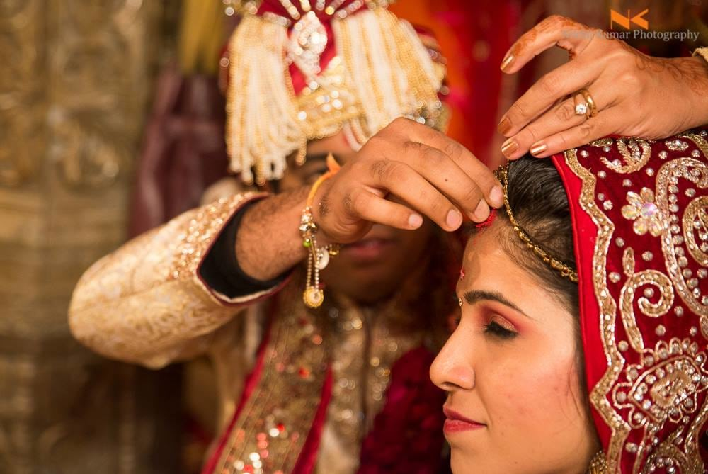 Sindoor Ceremony by Nikhil Kumar Wedding-photography | Weddings Photos & Ideas