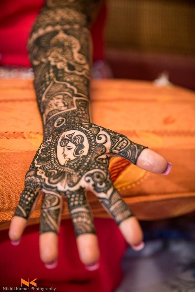 Royal Henna Design by Nikhil Kumar Wedding-photography Bridal-mehendi | Weddings Photos & Ideas