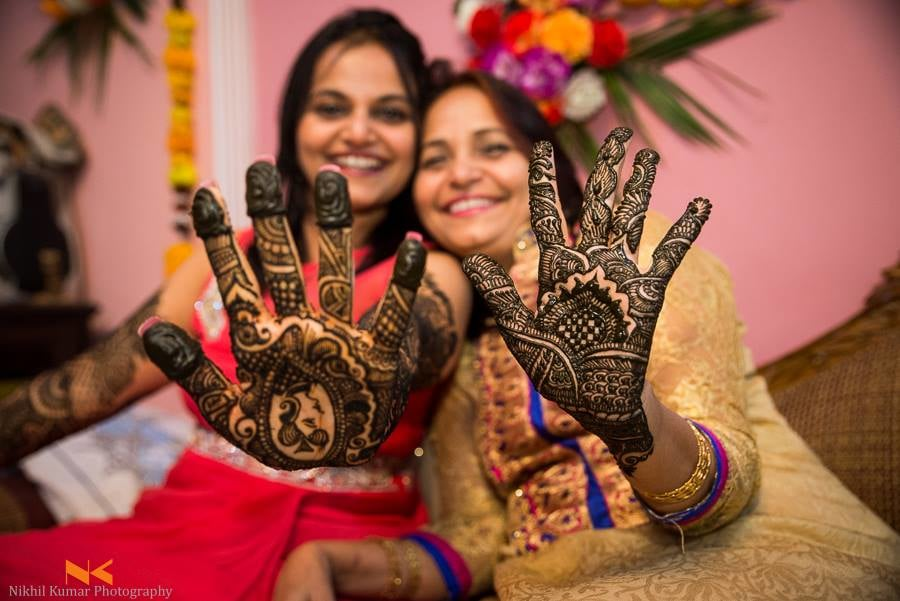 Magnificient  Heena Designs by Nikhil Kumar Bridal-mehendi | Weddings Photos & Ideas
