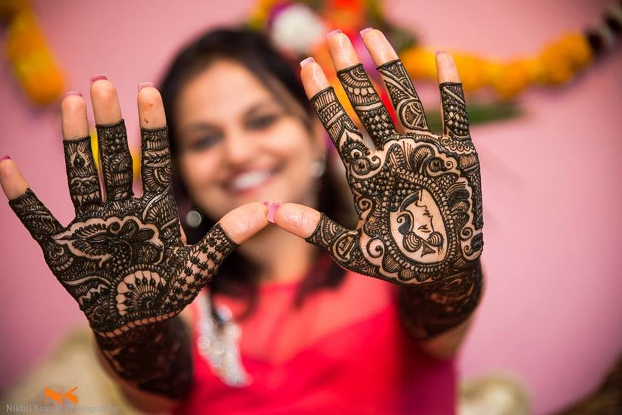 Intricate Mehendi Design by Nikhil Kumar Wedding-photography Bridal-mehendi | Weddings Photos & Ideas