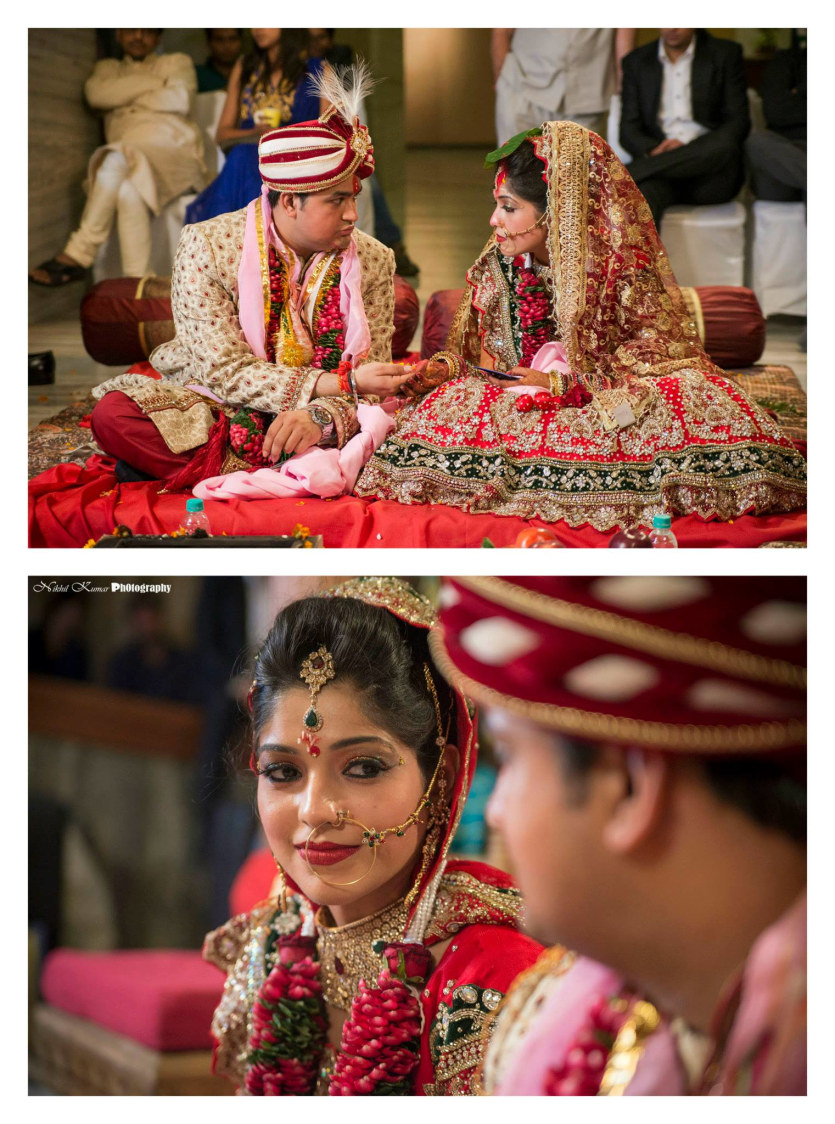 Sacred Vows by Nikhil Kumar Wedding-photography | Weddings Photos & Ideas