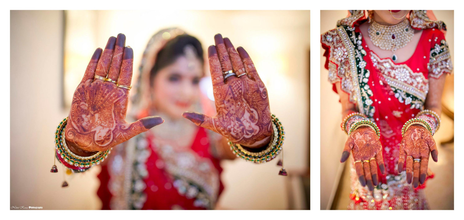 Classic Bridal  Mehendi Designs by Nikhil Kumar Bridal-mehendi | Weddings Photos & Ideas