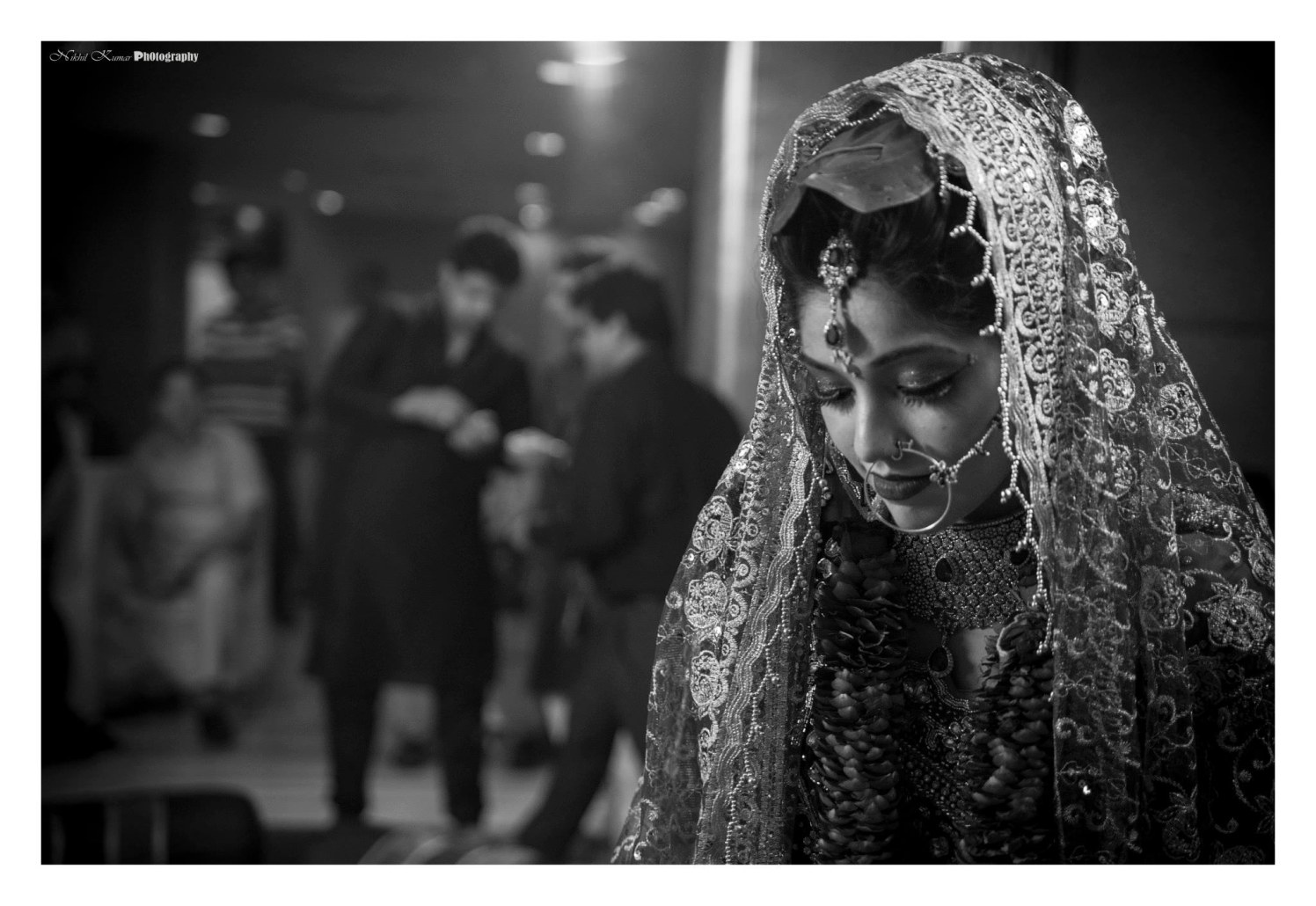 Ravishing Bride by Nikhil Kumar Wedding-photography | Weddings Photos & Ideas