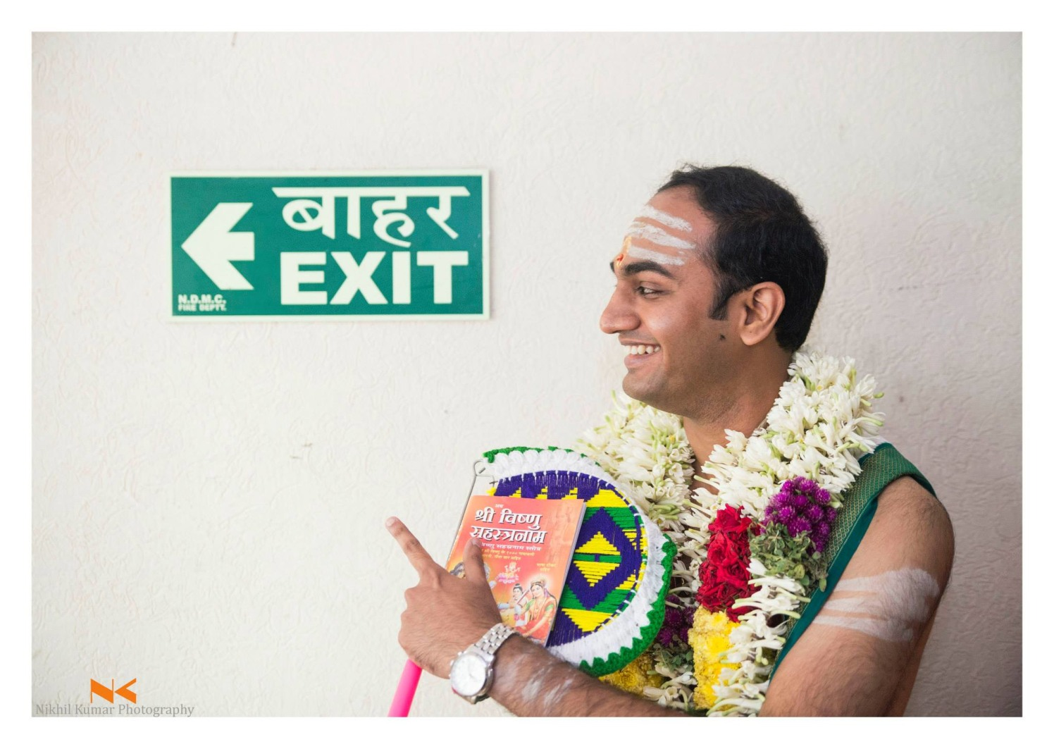 Groom Ready To Exit by Nikhil Kumar Wedding-photography | Weddings Photos & Ideas