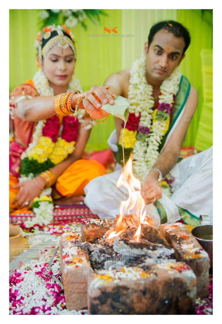 Eternal Flame by Nikhil Kumar Wedding-photography | Weddings Photos & Ideas