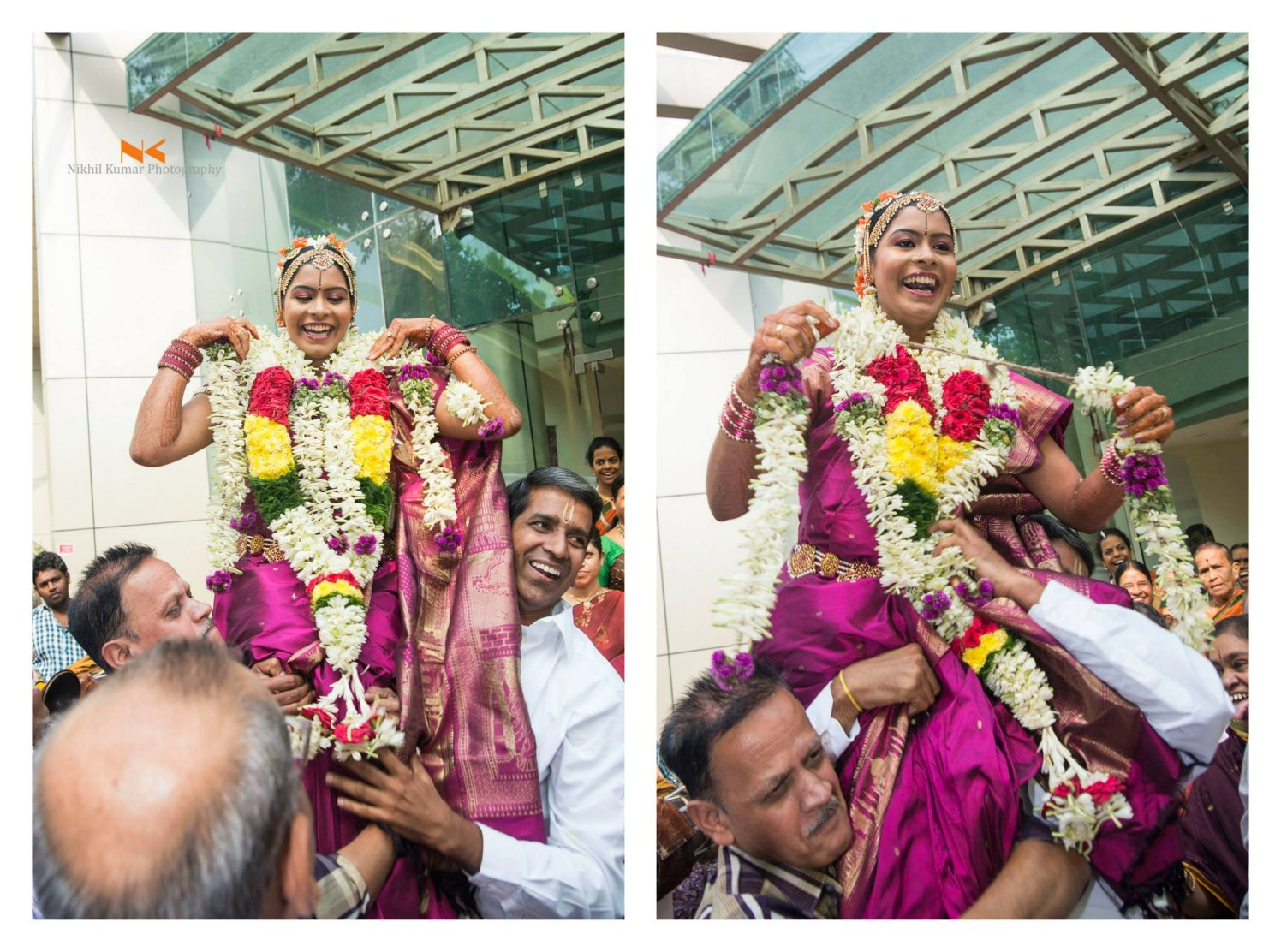 Traditional Bride by Nikhil Kumar Wedding-photography | Weddings Photos & Ideas