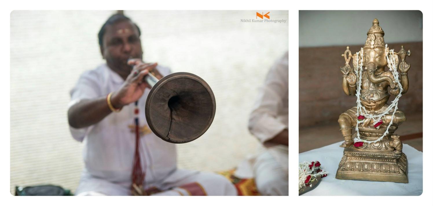Wedding Shehnai by Nikhil Kumar Wedding-photography   Weddings Photos & Ideas