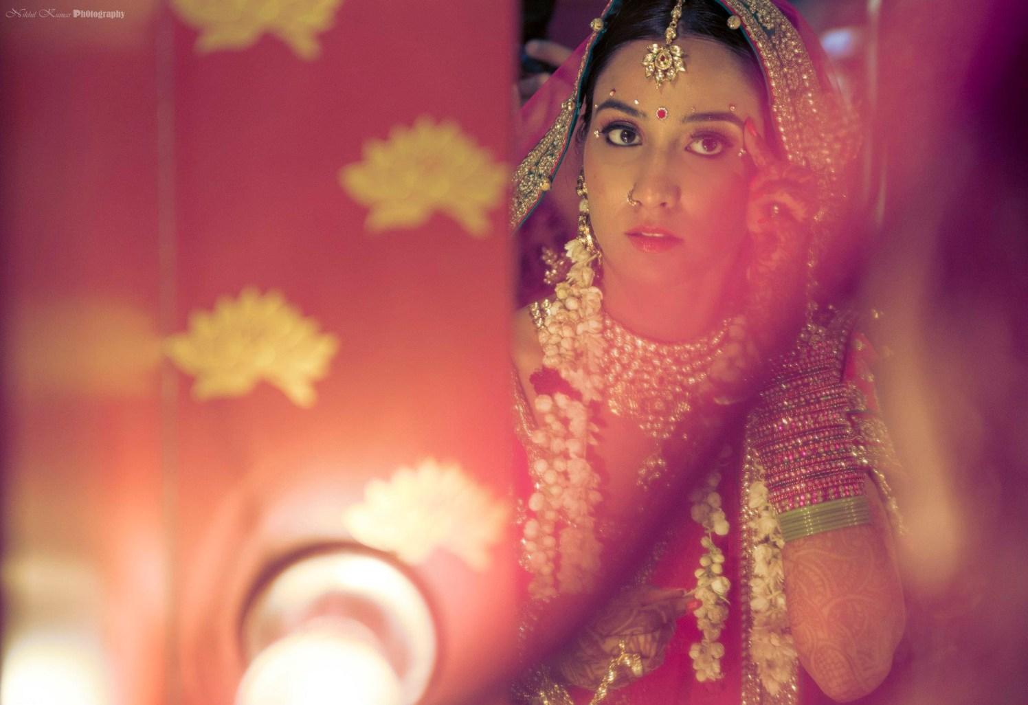 Flawless Bride by Nikhil Kumar Bridal-makeup Bridal-jewellery-and-accessories | Weddings Photos & Ideas