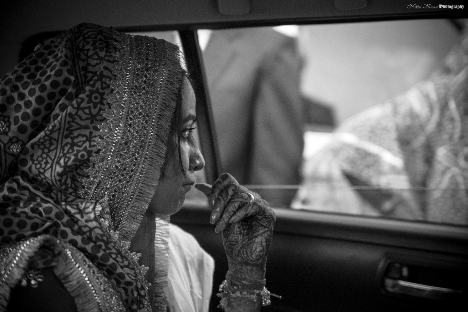 Brides Leaves Her Family Behind by Nikhil Kumar Wedding-photography | Weddings Photos & Ideas