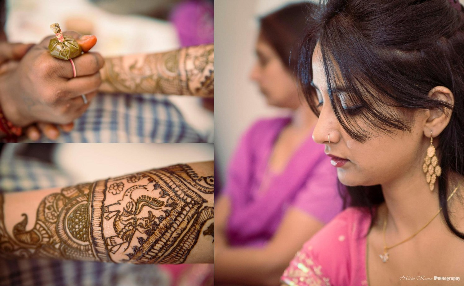 Bridal Mehendi by Nikhil Kumar Bridal-mehendi | Weddings Photos & Ideas