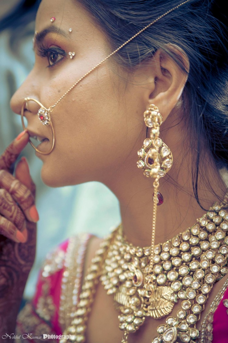 Polk iNath by Nikhil Kumar Bridal-jewellery-and-accessories | Weddings Photos & Ideas