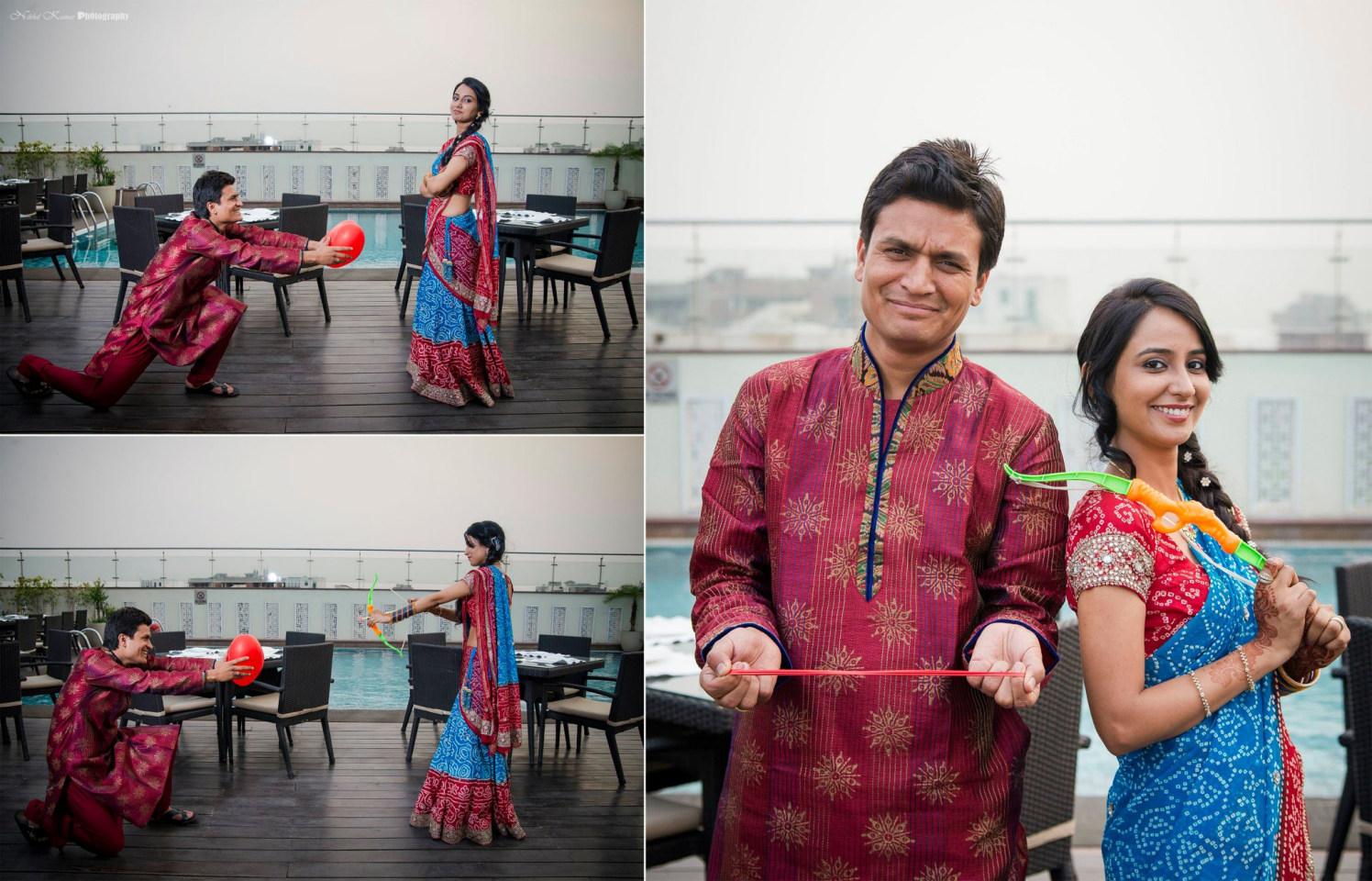 Love Struck Couple by Nikhil Kumar Wedding-photography | Weddings Photos & Ideas