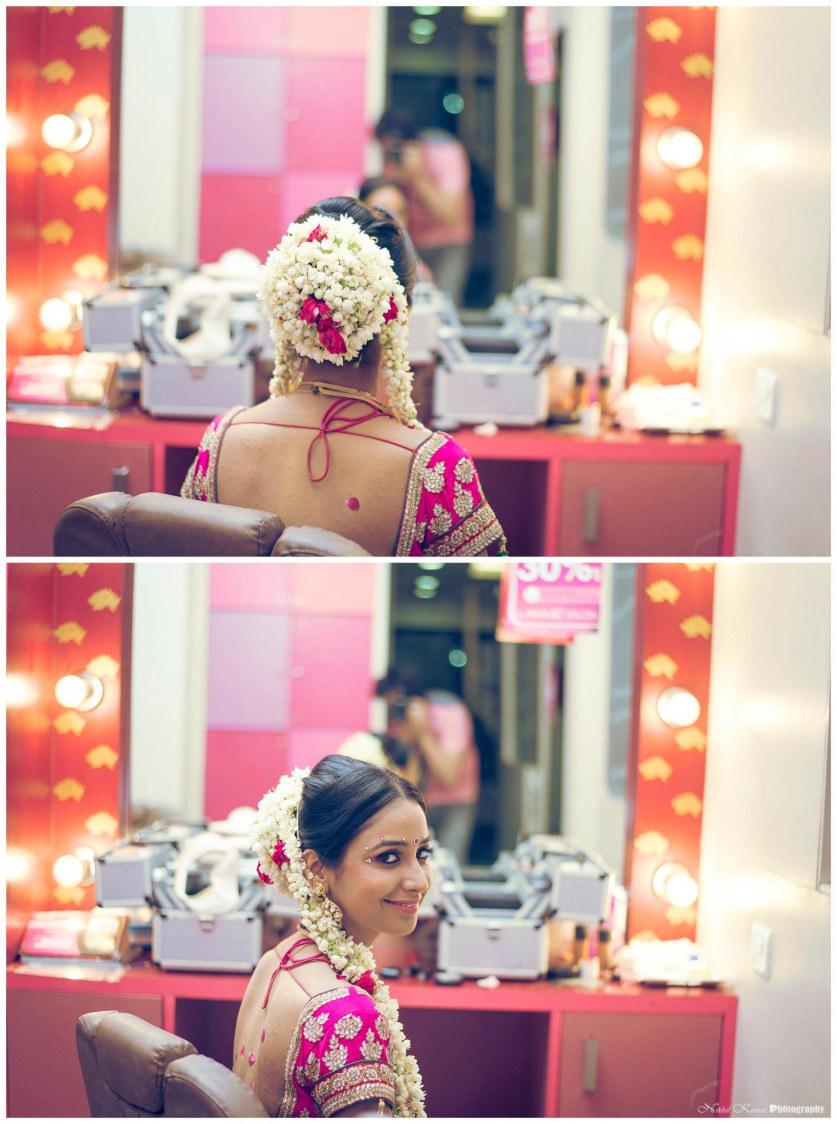 Bridal Hair by Nikhil Kumar Wedding-photography Wedding-hairstyles | Weddings Photos & Ideas