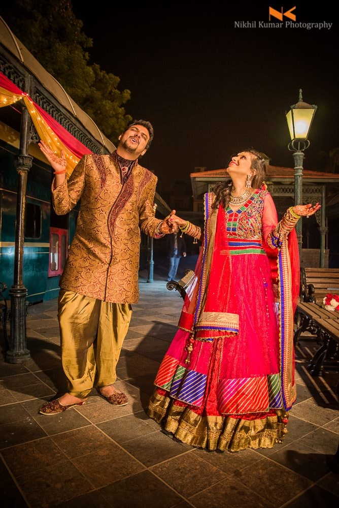 The Moonlight Sky by Nikhil Kumar Wedding-photography | Weddings Photos & Ideas